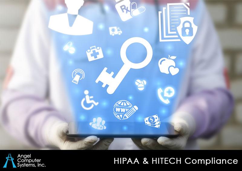 HIPAA & HITECH Compliance